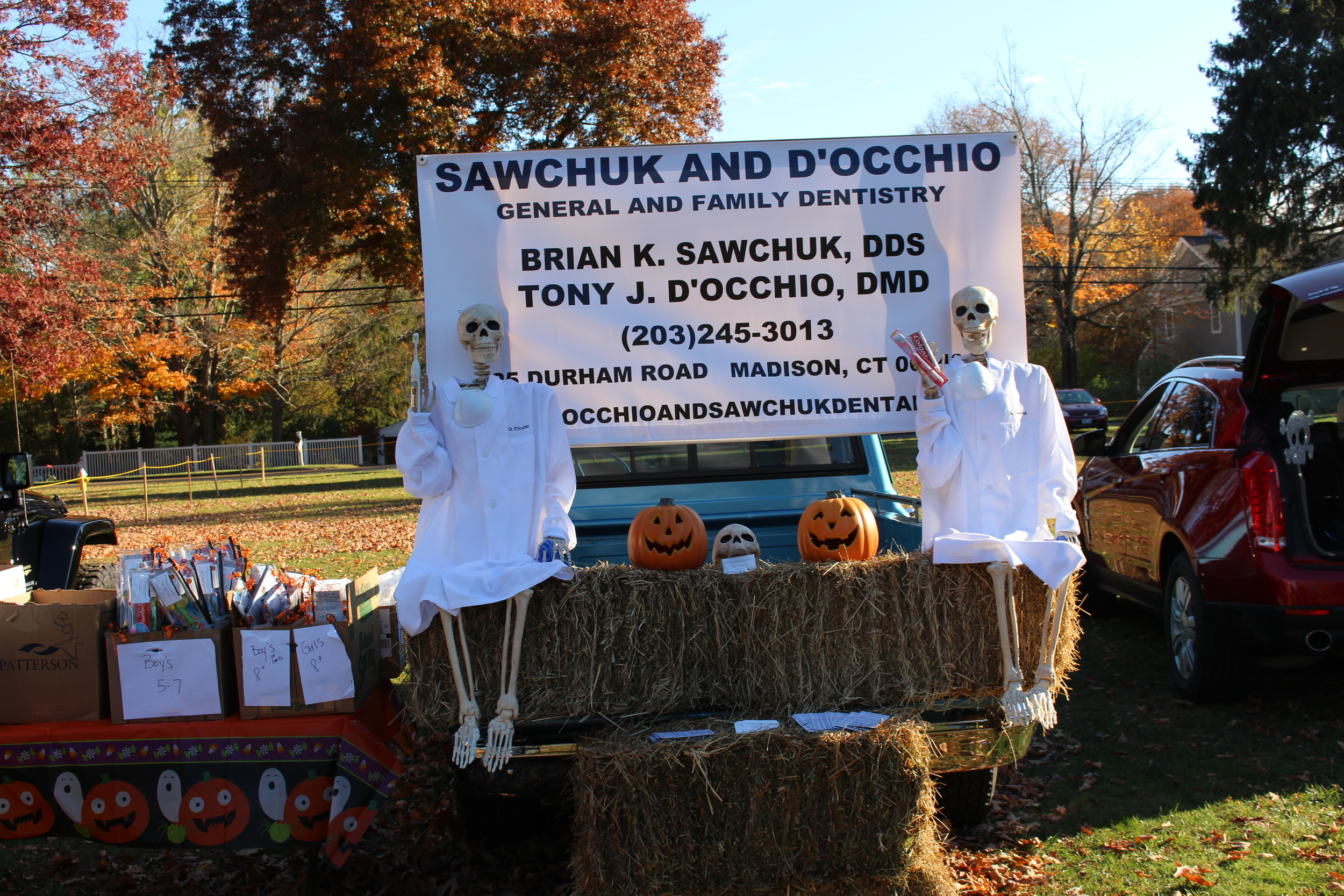 Madison, CT Trunk or Treat