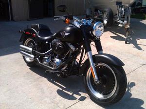 2010 Harley Davidson Fat Boy - SOLD