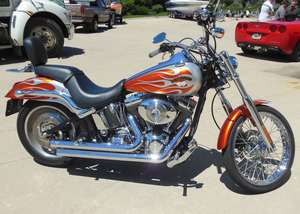 2004 Harley Davidson - SOLD