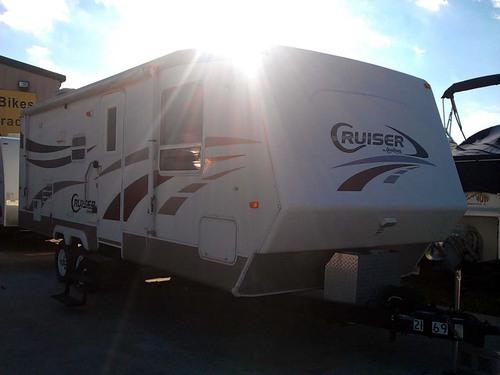 2005 Cross Roads Cruiser Travel Trailer