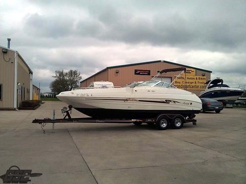 1999 Mariah 244 Jublilee Deck Boat