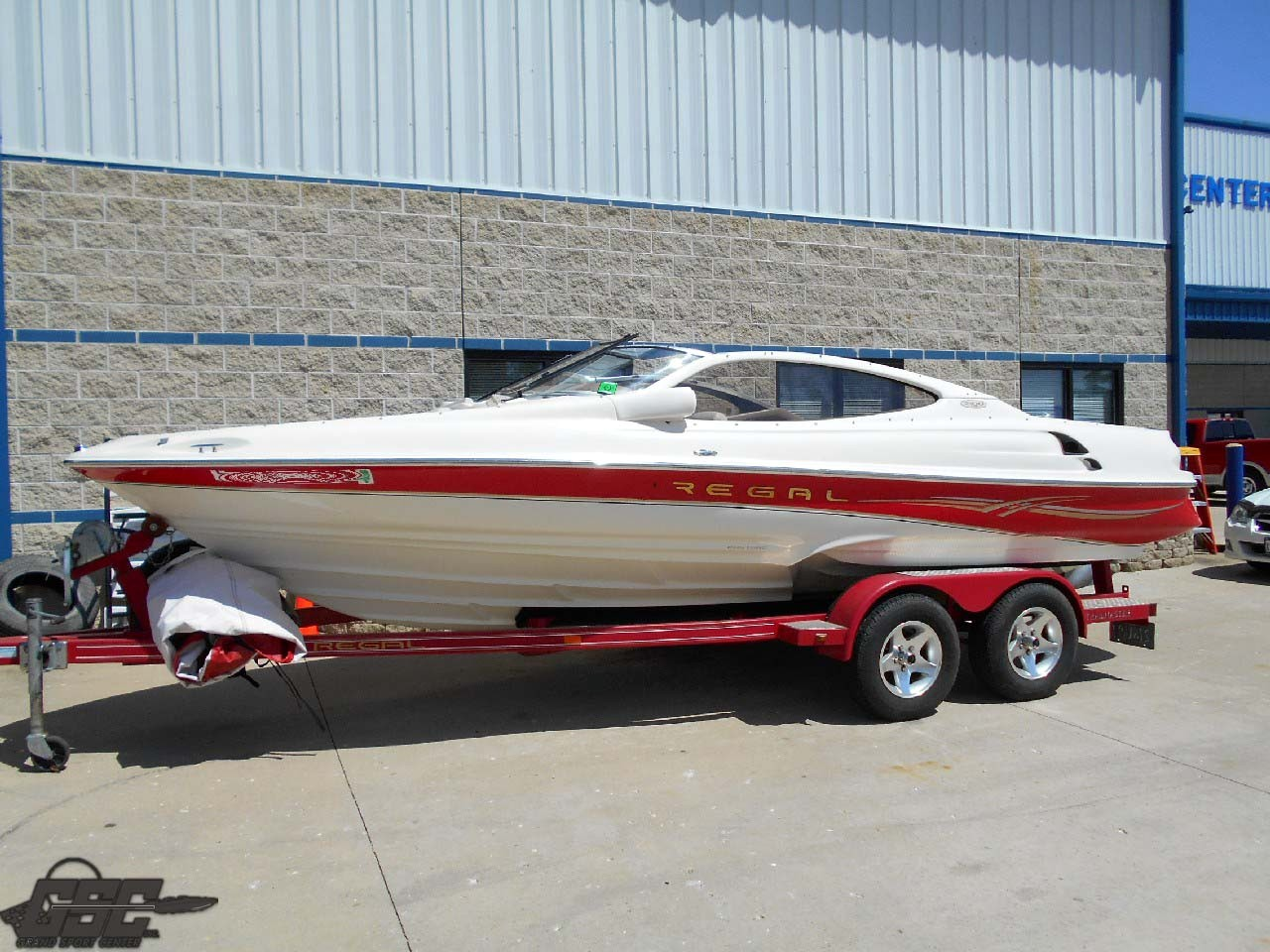2002 Regal 190 Bowrider