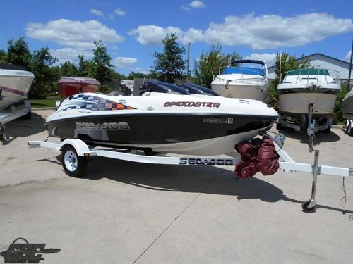 2002 SeaDoo 185 Speedster