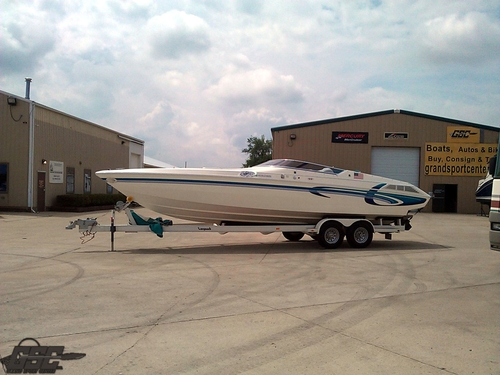 1994 Wellcraft 29 Scarab