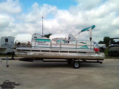 1991 Sweetwater 20 Pontoon