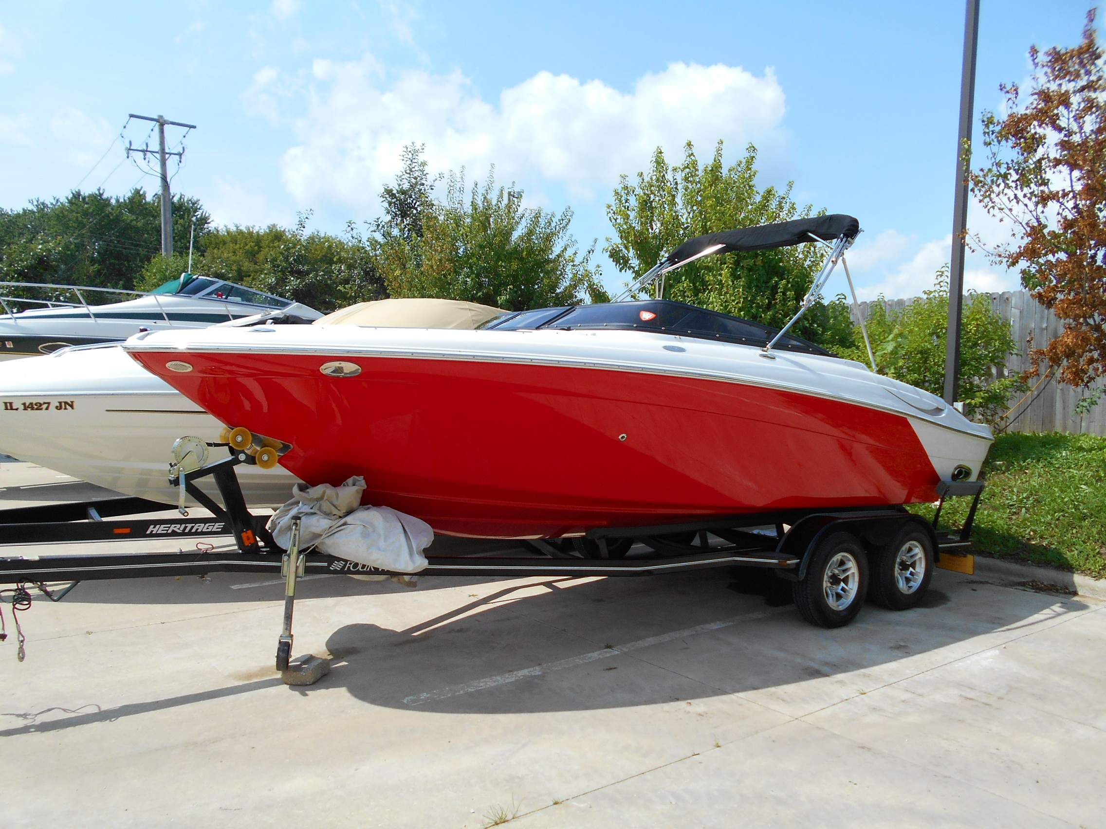 2007 Four Winns 220 SS - Sold in 48 hours!!