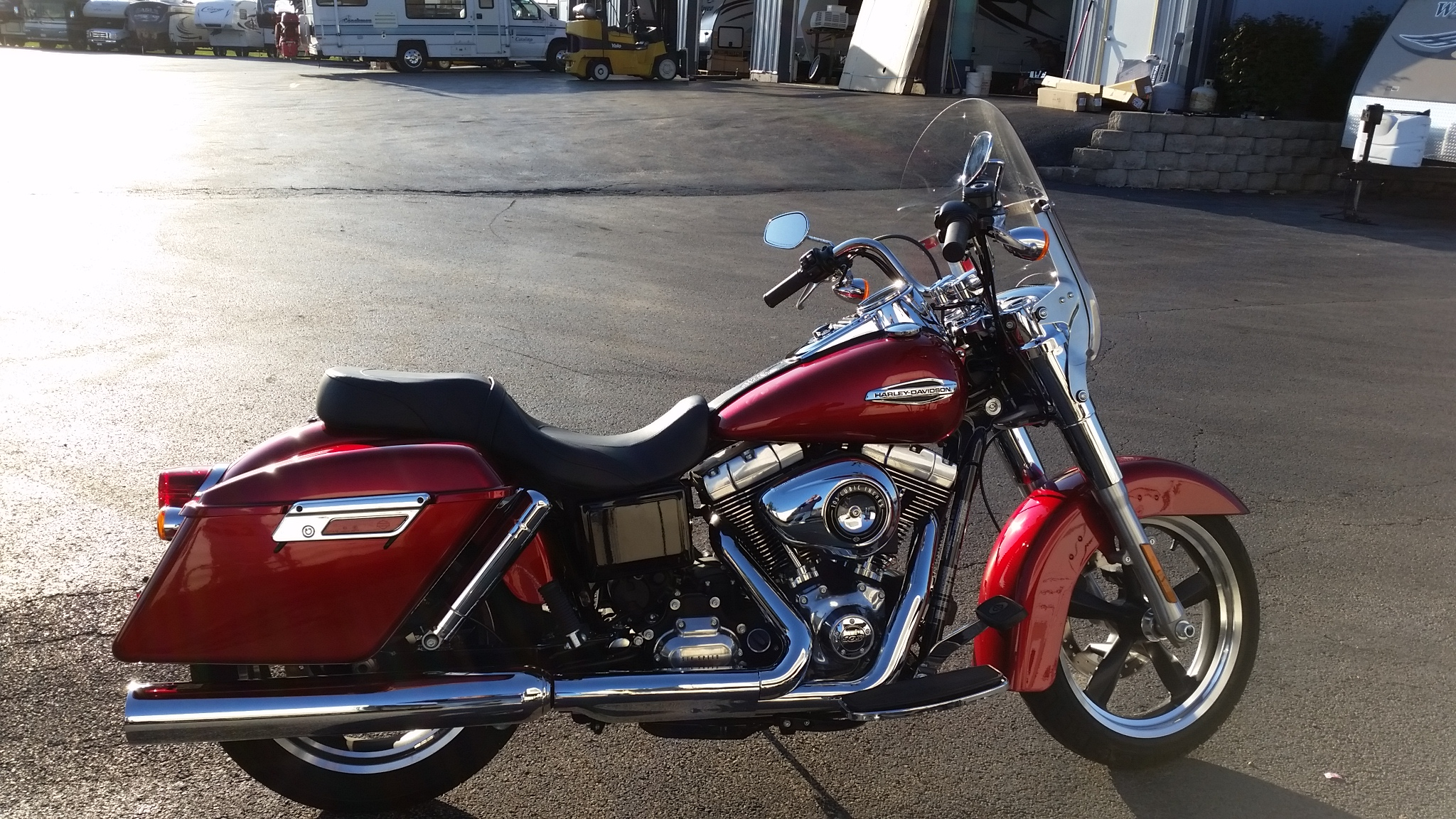 2013 Harley Davidson Dyna Switchback