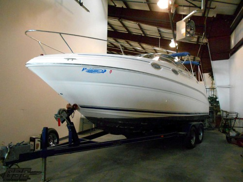2001 Sea Ray 240 Sundancer