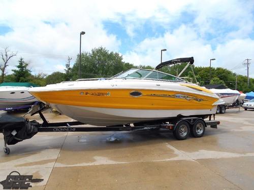 2006 Crownline 240 EX Deckboat