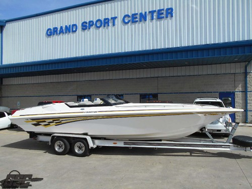 1999 Fountain Powerboats 29 Fever