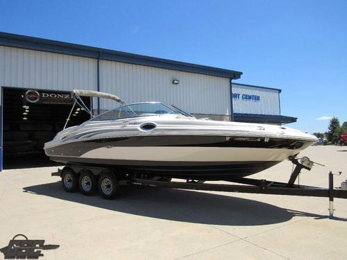2002 SeaRay 270 Sundeck