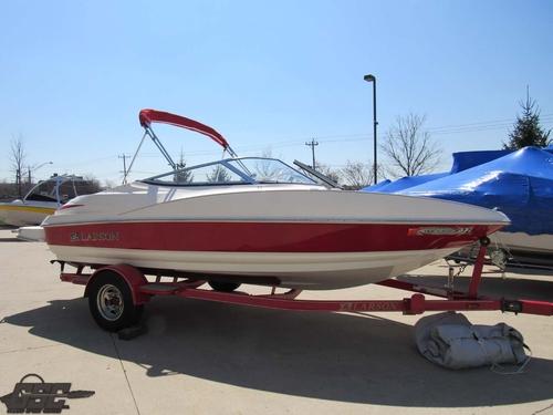 2006 Larson 186 Senza Bowrider