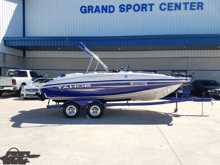 2009 Tracker Marine Tahoe 195