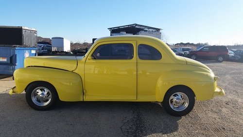 1946 FORD BUSINESS COUPE DELUXE