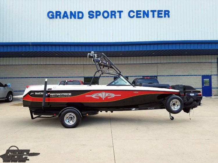 2002 Super Air Nautique 21 Team Edition - SOLD IN UNDER A WEEK!