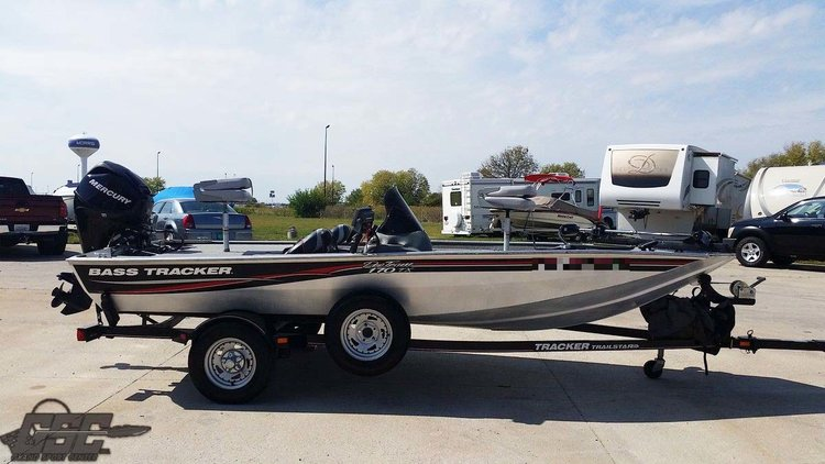 2007 BASS TRACKER PRO TEAM 170 TX