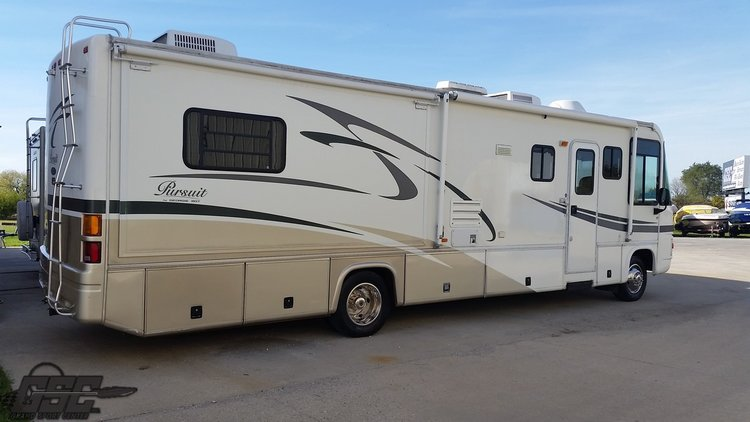 2003 GEORGIE BOY PURSUIT 3500 DS