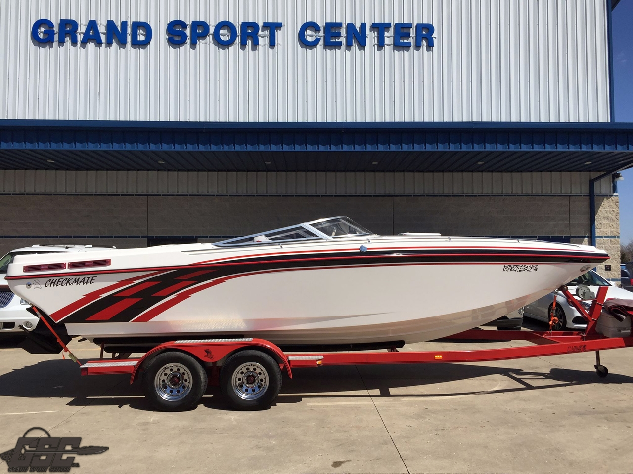 SOLD in 48 HRS - 2004 Checkmate 240 ZT
