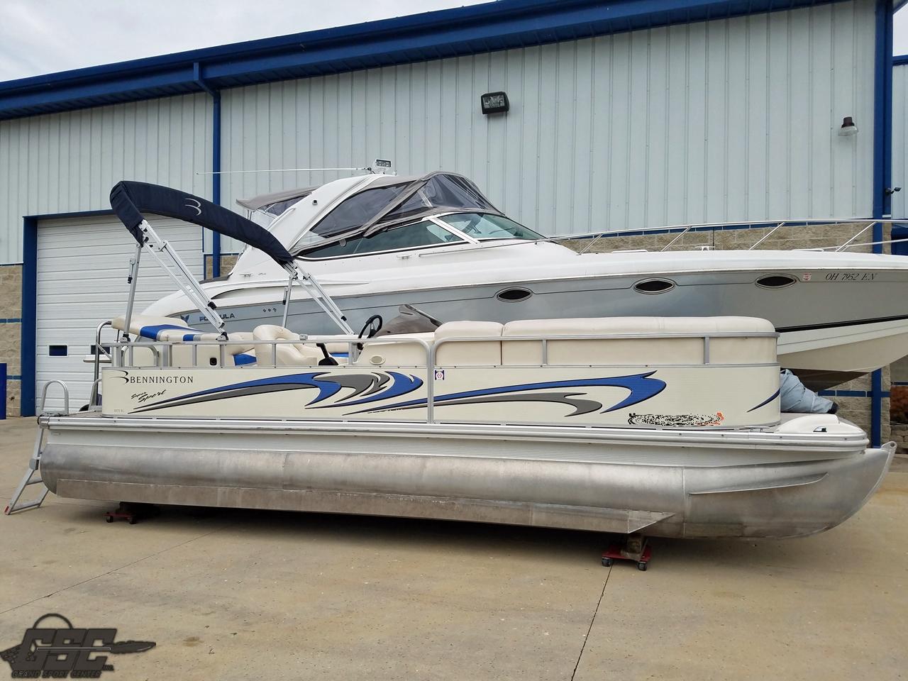 2006 Bennington 2275RL Tritoon