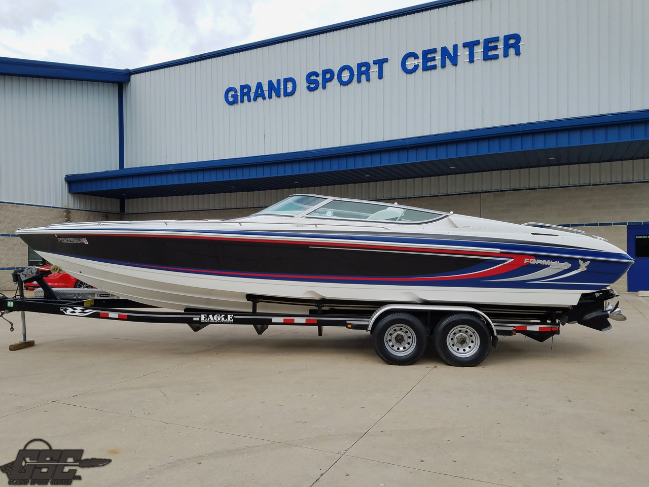 2004 Formula 292 Fastech - SOLD IN 24 HRS!