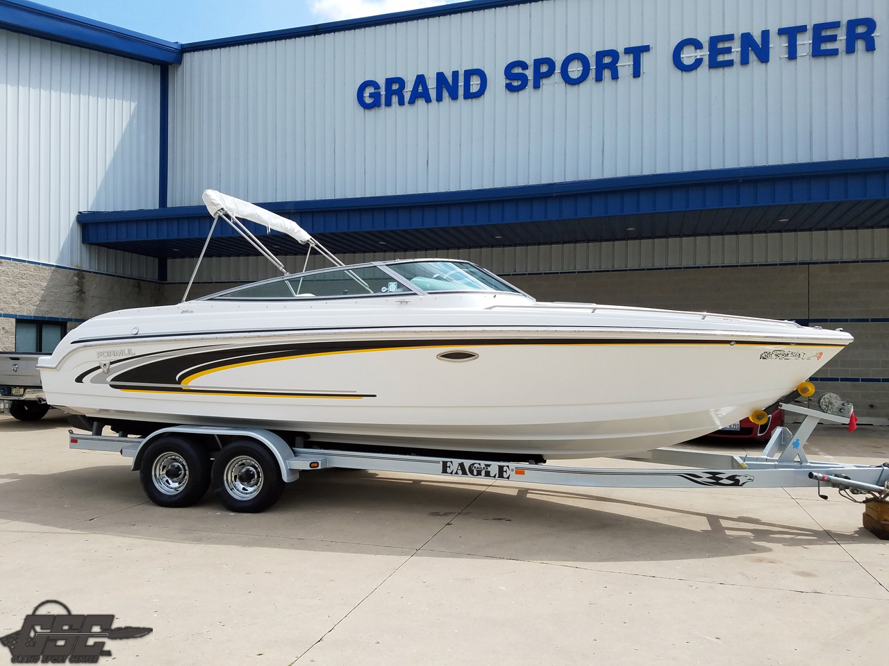 SALE PENDING in 24 hrs - 2005 Formula 260 SS