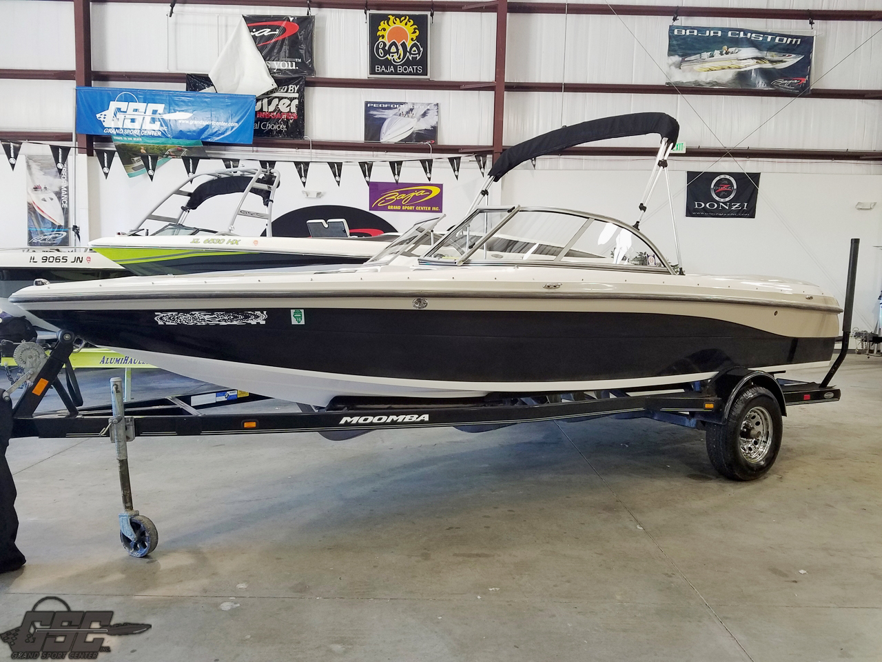 2004 Moomba Skier's Choice 204 Outback LSV
