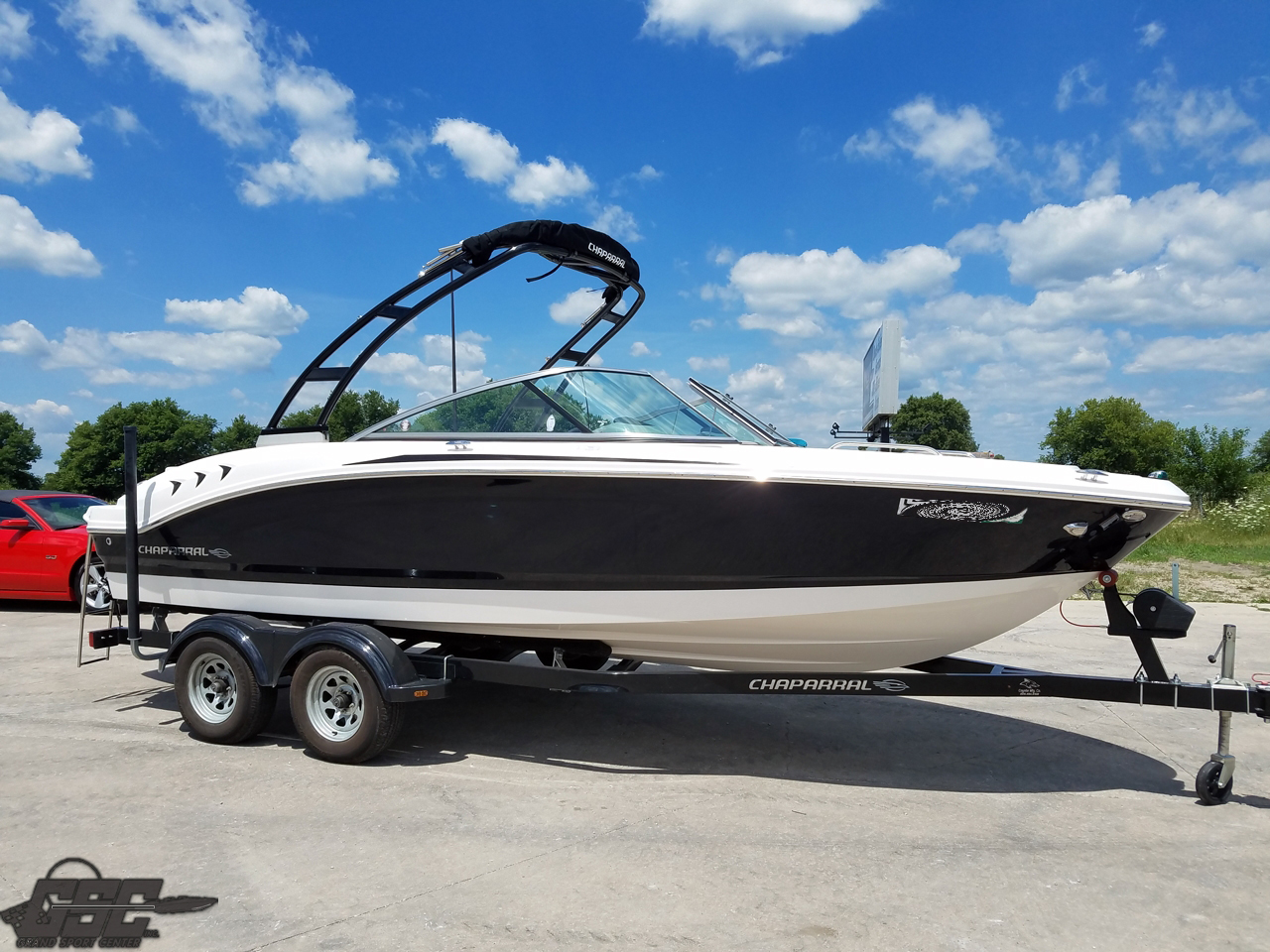 2016 Chaparral 21 H20 Deluxe Bowrider