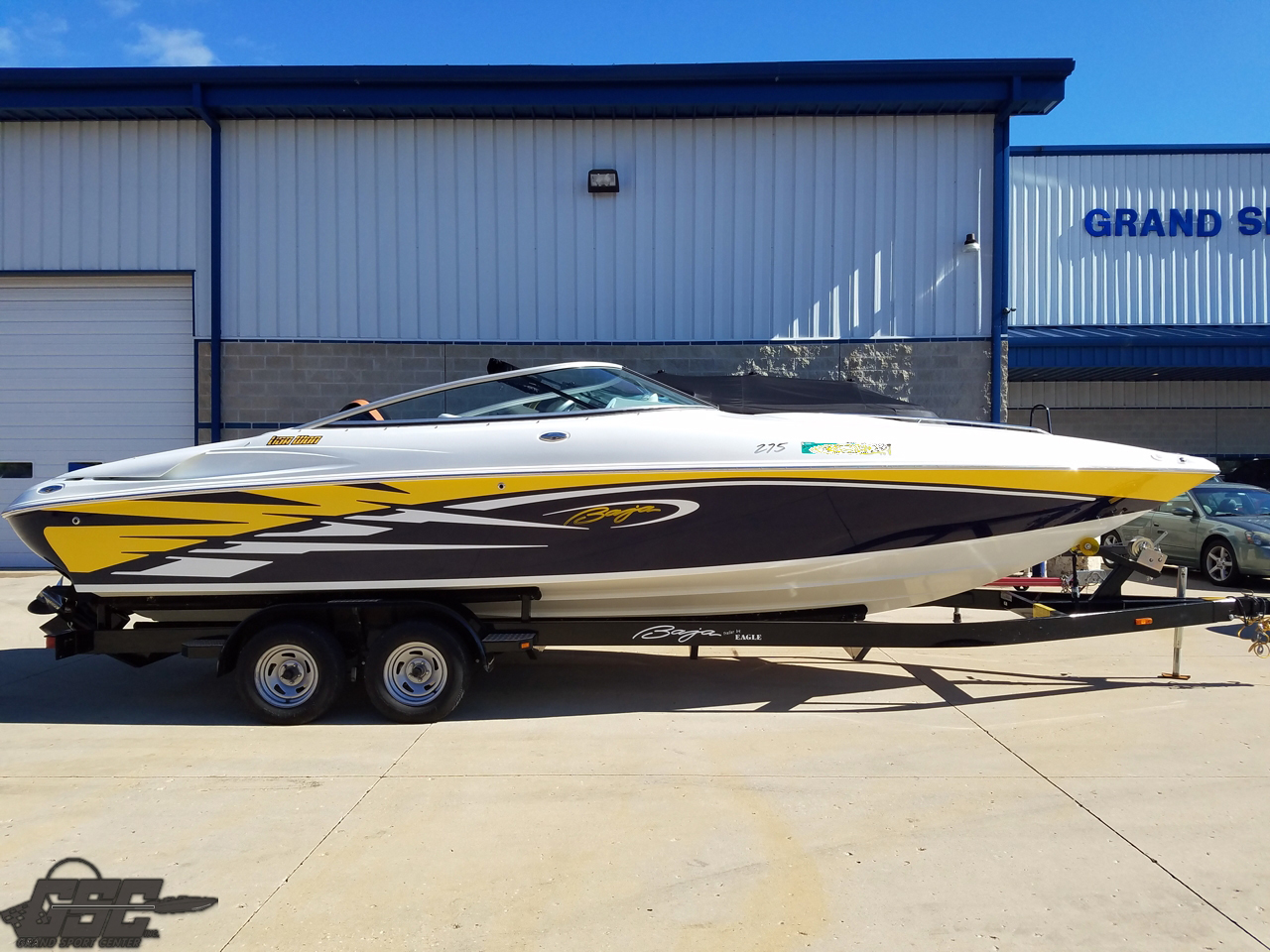 SOLD IN 48 HRS - 2006 Baja 275 Performance