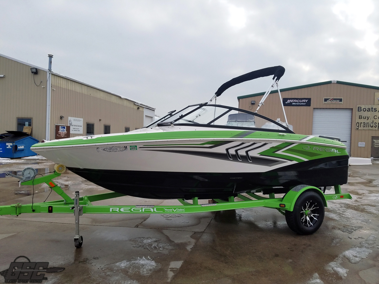 2015 Regal 1900 ESX Bowrider  - SOLD in 72 hrs!