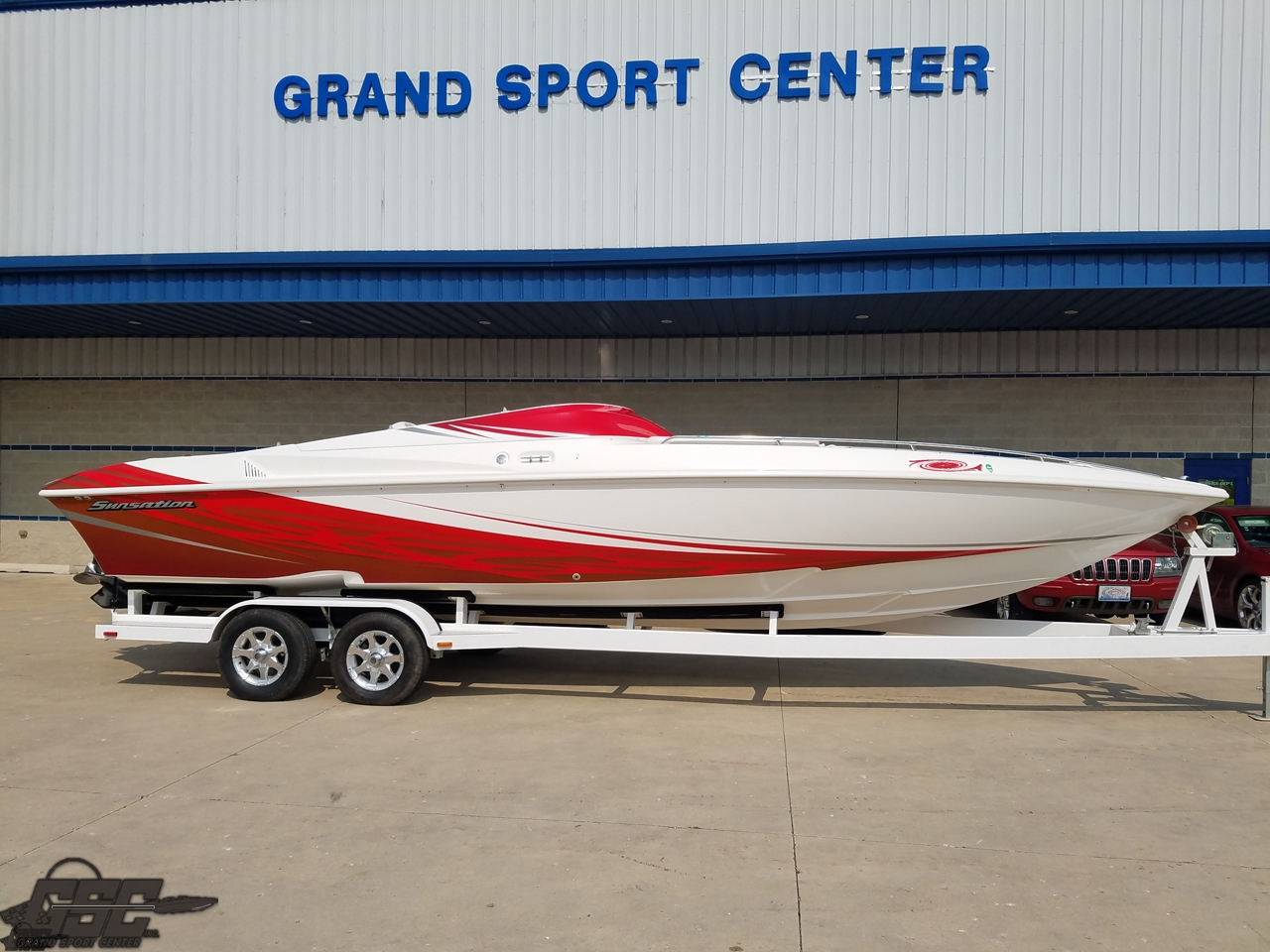 2007 Sunsation 288 Midcabin. SOLD in 24 hrs!
