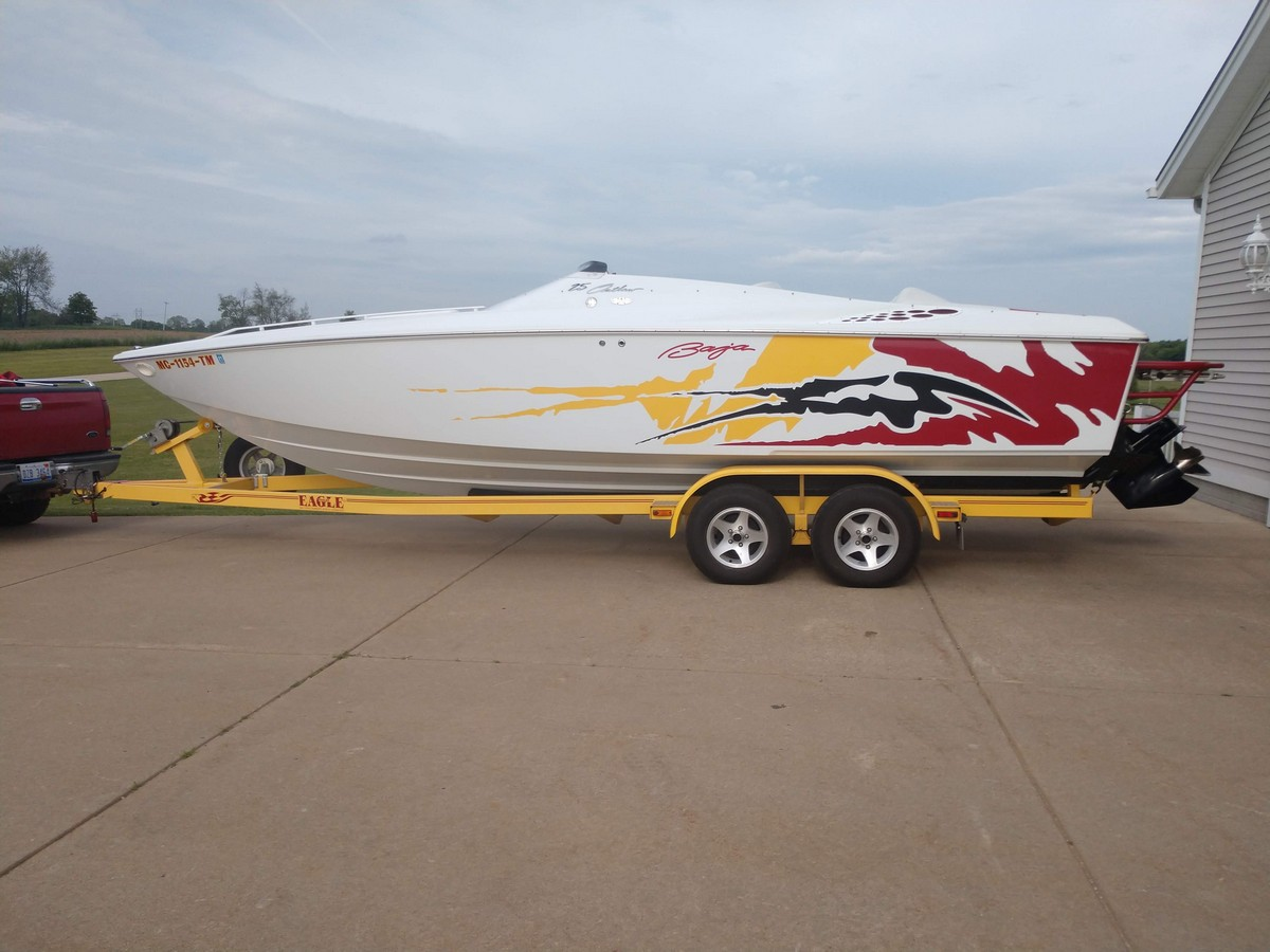 2003 Baja 25 Outlaw - SOLD in 24 hours!