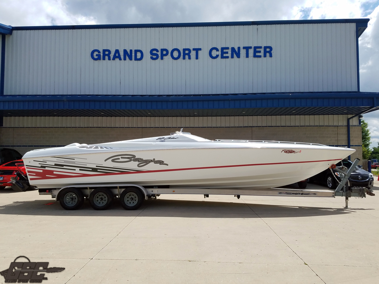 1999 Baja 33 Outlaw - SOLD in 24 HOURS!