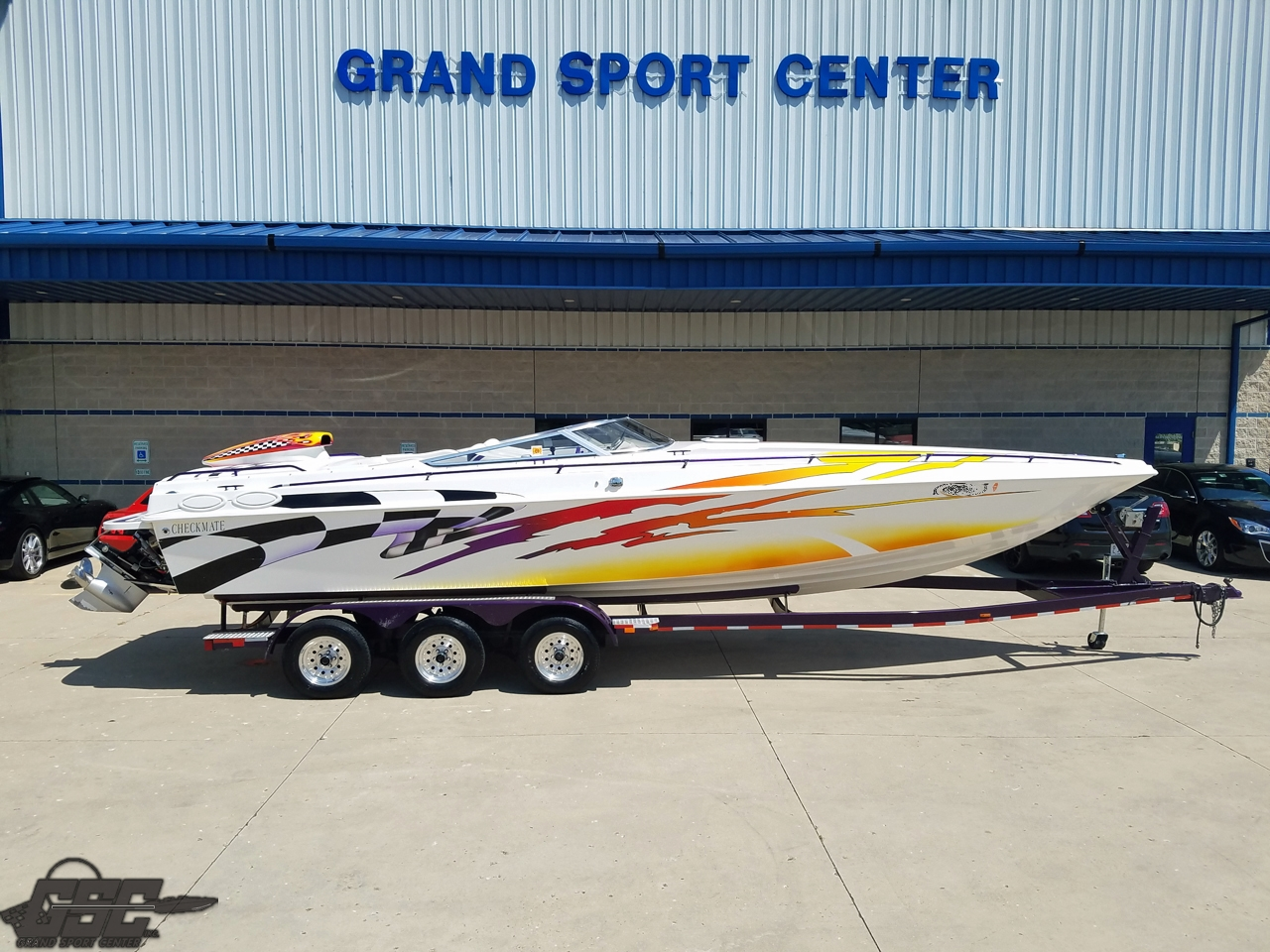 2000 Checkmate 283 Convincor - Sold in 1 week!