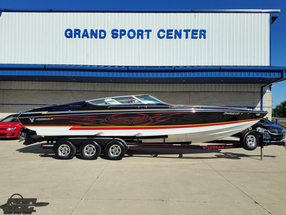 2008 Formula 292 Fastech  -  Sold in 24 hrs!