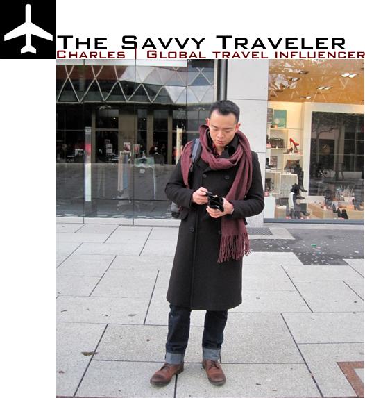 Trip styler's savvy traveler + charles yap + IHG