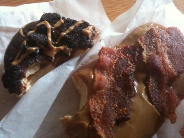 voodoo donuts bacon maple