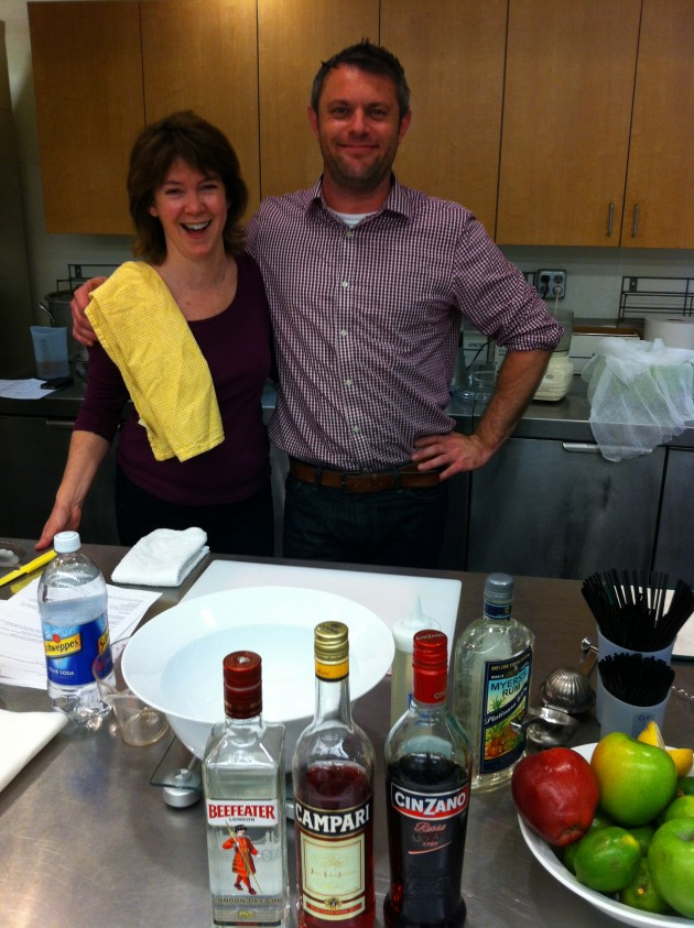 culinary techniques for the home bartender + feast pdx