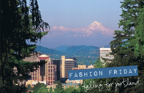 fashion friday portland