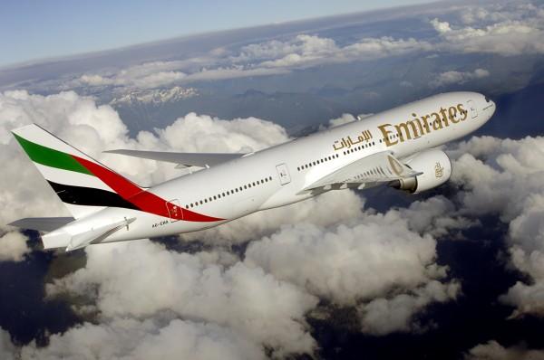 777-200LR seattle to dubai emirates