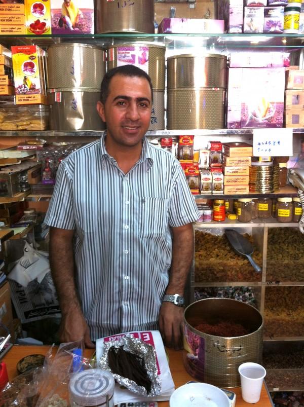 spice souk dubai vendor