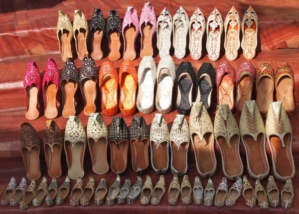 shoes gold souk dubai