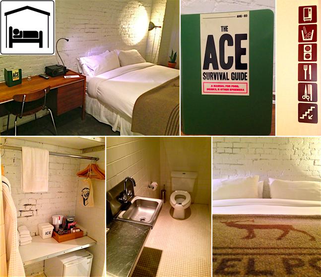 Ace Hotel Seattle + Trip Styler
