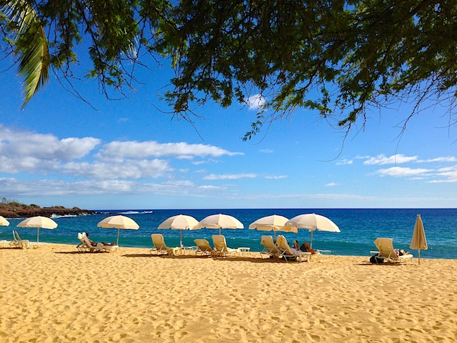 beach four seasons manele bay