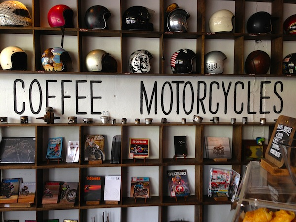 coffee and motorcycles pdx