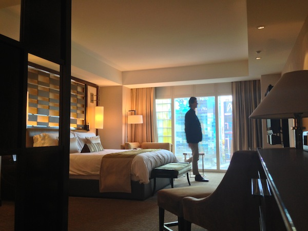 rooms at mandarin oriental las vegas