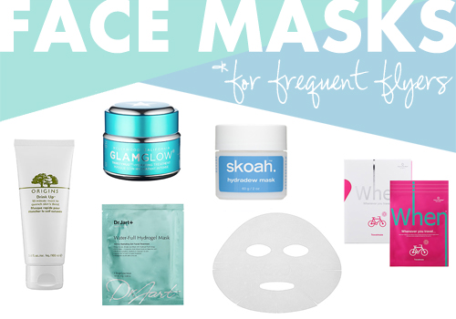 face masks for frequent flyers