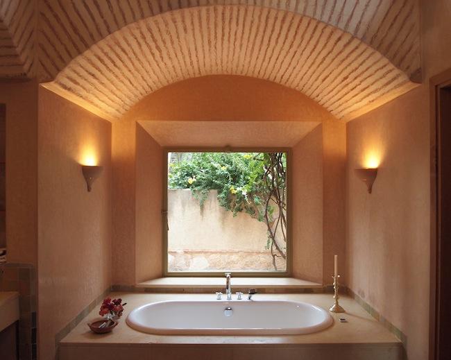 bongalow bathroom la gazelle d'or