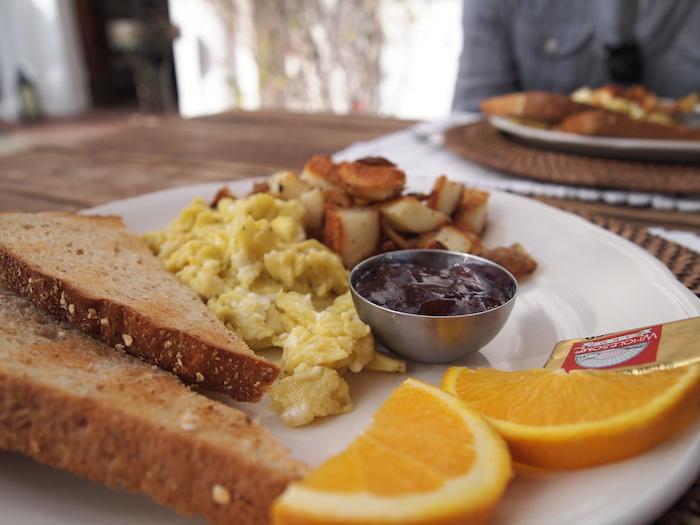 breakfast korakia pensione