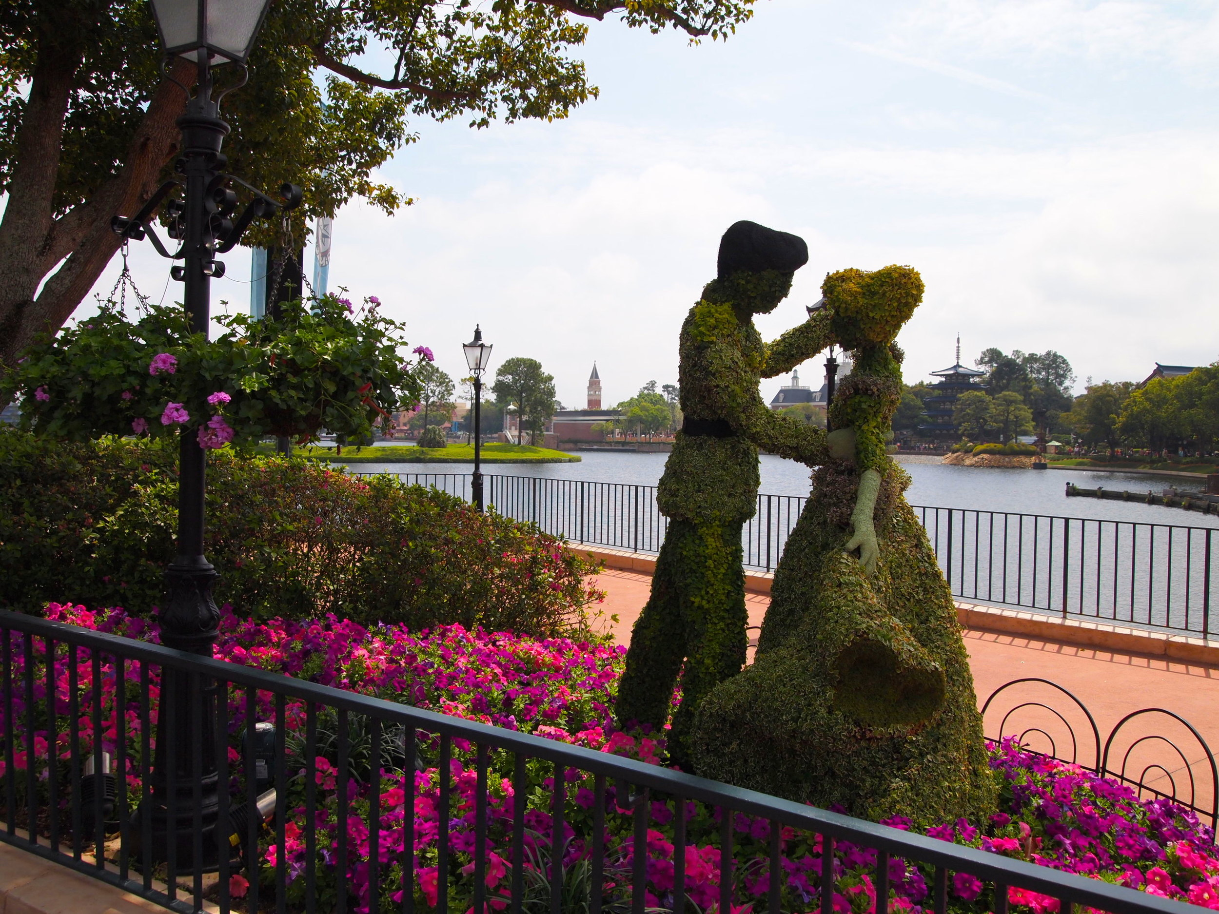 21st annual Epcot International Flower and Garden Festival