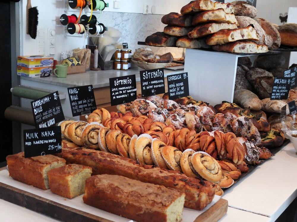 Café at Rosendals Trädgård